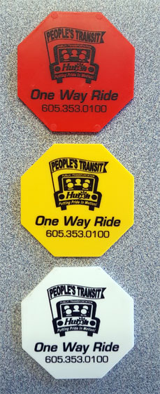 Ride Tokens