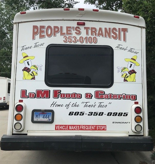 Advertise with People's Transit